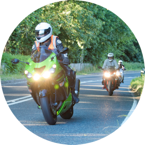 Enhanced Rider Scheme training Women Only Motorcycle Training