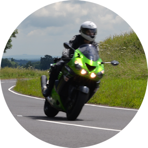 Laura Smith Advanced Motorcycle Training Instructor