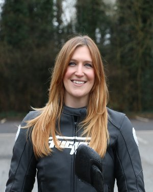 Laura Smith Instructor Women Only Motorcycle Training