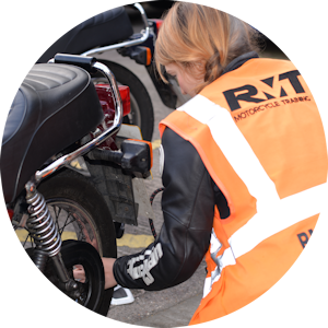 Women Only Motorcycle Training Warwickshire