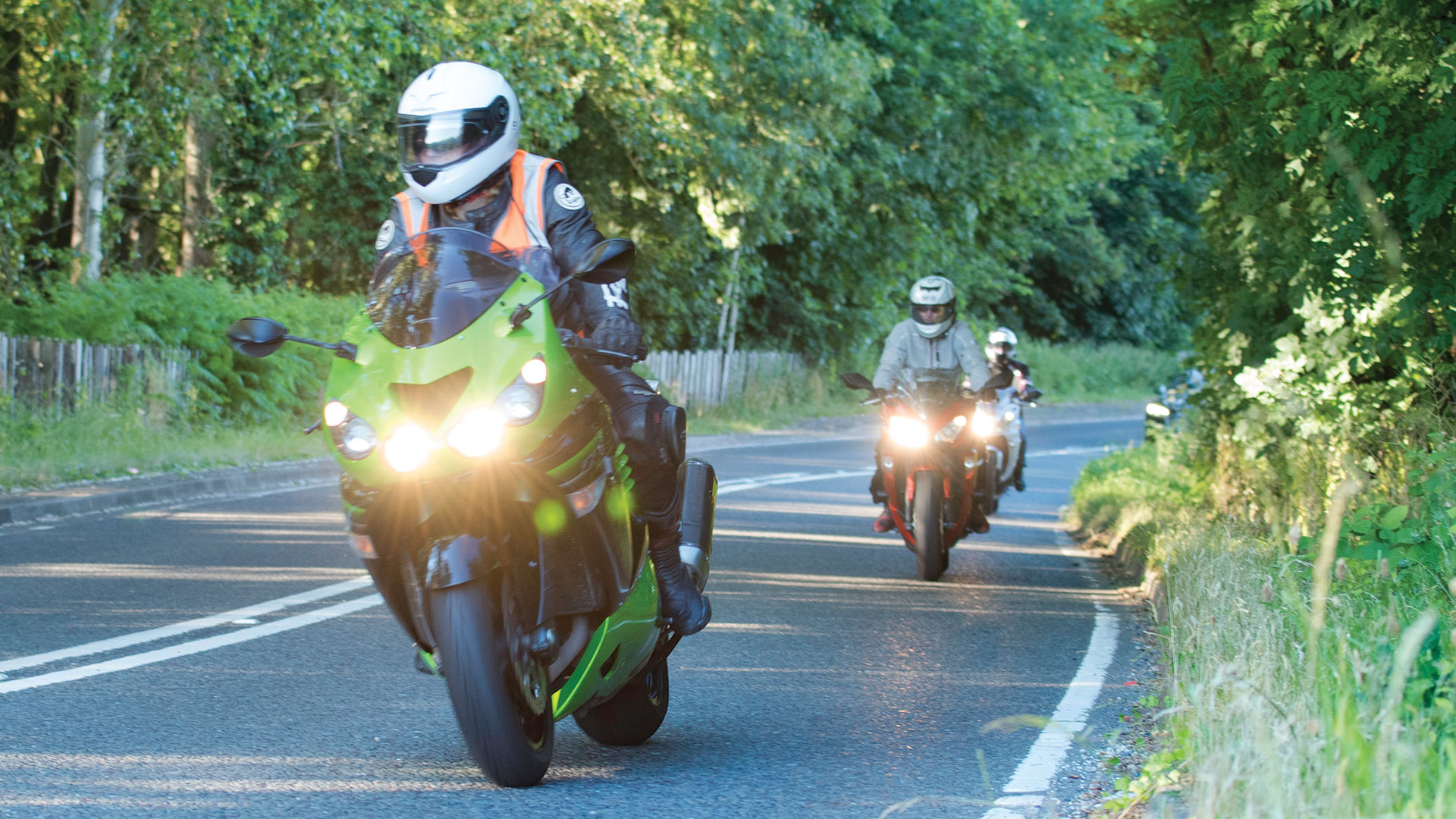Advanced Enhanced Rider Scheme training WOMT